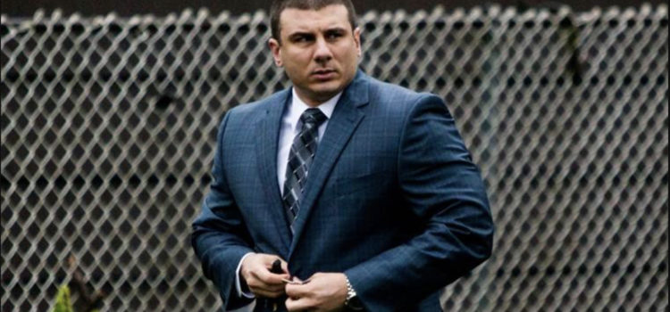 The NYPD firing of Officer Daniel Pantaleo