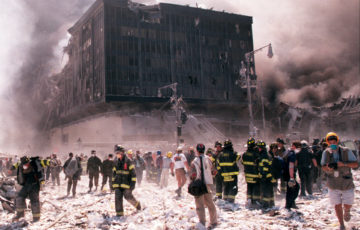 Eighteen Years Later: The Day Before New York's Day Of Infamy