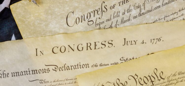 OUR FIRST AMENDMENT; THE FOUNDING FATHERS UNDERSTOOD THE IMPORTANCE OF GOVERNMENT NOT ABRIDGING THE FREEDOM OF SPEECH.