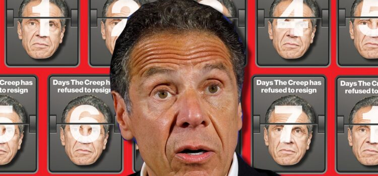Cuomo's insulting resignation speech — self-serving to the end